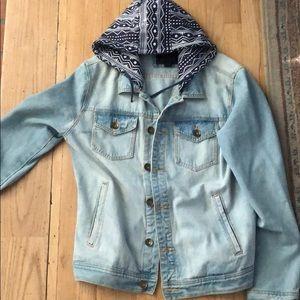 Men's 21 forever  jean jacket